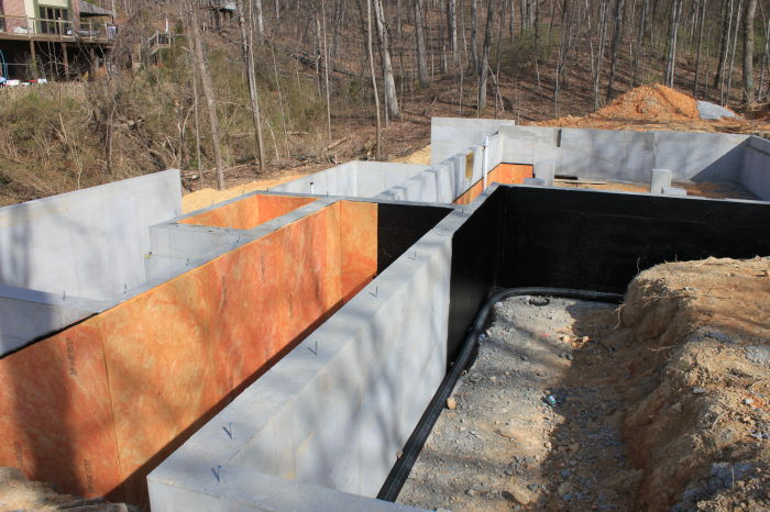 Tuff N Dri Bat Waterproofing System Images
